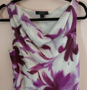 St. John Silk Top M